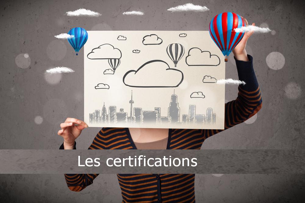 La certification d'une école : un critère pour choisir votre établissement privé en communication et publicité. Et vous préparer à ses épreuves !